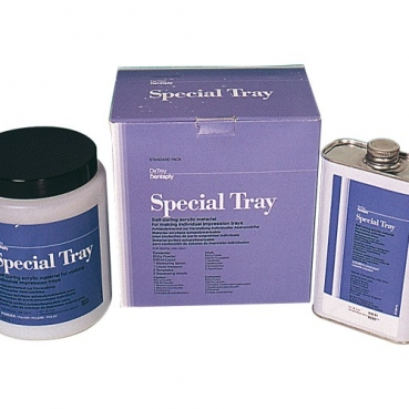SPECIAL TRAY STANDARD PACK 500g+250ml