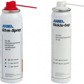 SPRAY OCLUSION HANEL OKKLU TOP rojo 75 ml