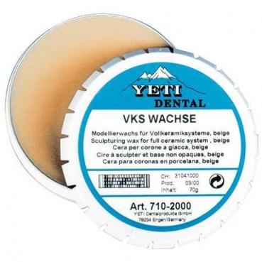 VKS (Empress) cera para modelar gris-transparente, 70g